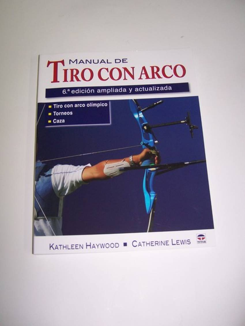 Manual del tiro con arco - TUTOR