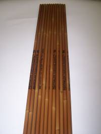 Tubo carbono traditional bambu 245
